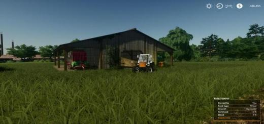 Photo of FS19 – American Hay Loft V1