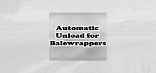 Photo of FS19 – Automatic Unloading For Bale Wrappers V1