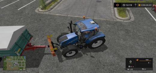 Photo of FS19 – Bar Weight 1 Ton V1