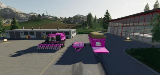 Photo of FS19 – Baumwoll Pack Snu-Edition V1