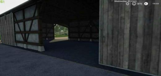 Photo of FS19 – Beautiful Shed V1