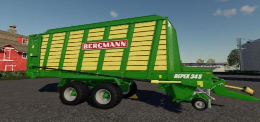 Photo of FS19 – Bergmann Repex 34S V1