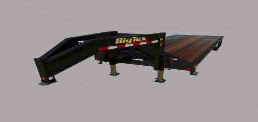 Photo of FS19 – Big Tex Trailer 22Gn/ph V1