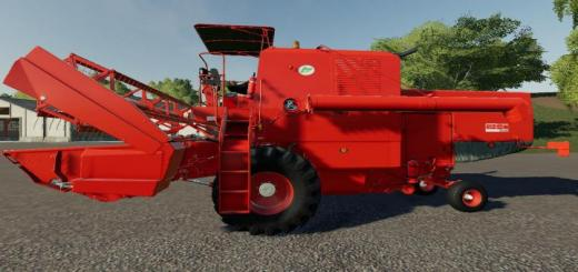 Photo of FS19 – Bizon Harvester & Header Pack V1