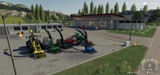 Photo of FS19 – Bruks All In One V1.3