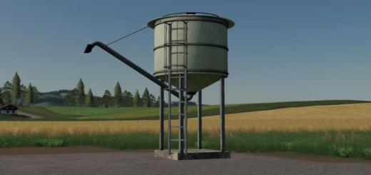 Photo of FS19 – Buy All Fruits Silo V1
