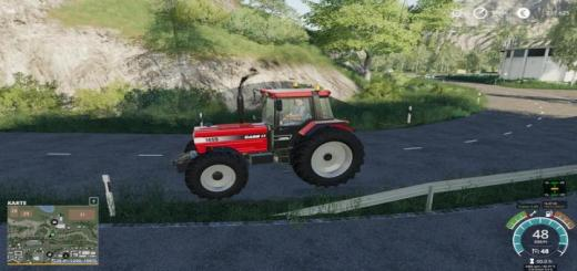 Photo of FS19 – Case Ih 1455 – Tuned V1.1