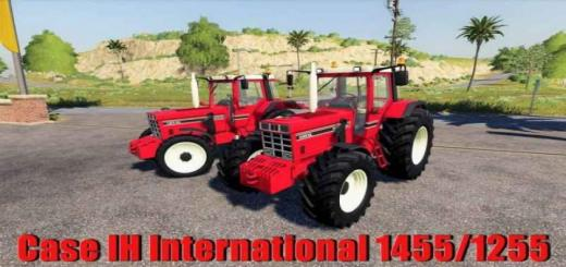 Photo of FS19 – Case Ih International 1455 / 1255 V1