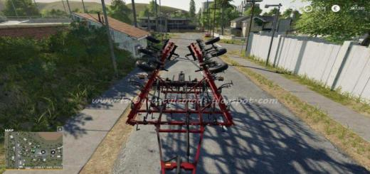 Photo of FS19 – Case Ih Tiger Mate 200 V1