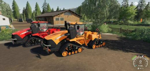 Photo of FS19 – Case Quadtrac 2 Tractor V1
