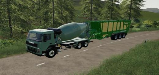 Photo of FS19 – Cement Truck V1