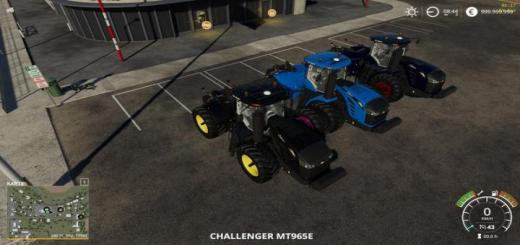 Photo of FS19 – Challenger Mt900E V1
