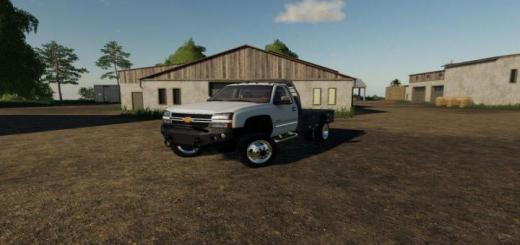Photo of FS19 – Chevy Silverado 3500 Duramax V1