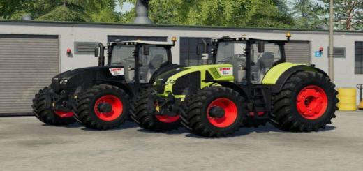 Photo of FS19 – Claas Axion 900 Tractor V1