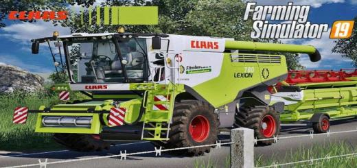 Photo of FS19 – Claas Lexion 700 Series Full Pack V4