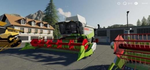 Photo of FS19 – Claas Mod Pack V1