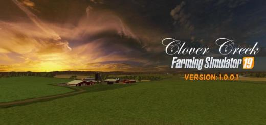 Photo of FS19 – Clovercreek Map V1.0.0.1