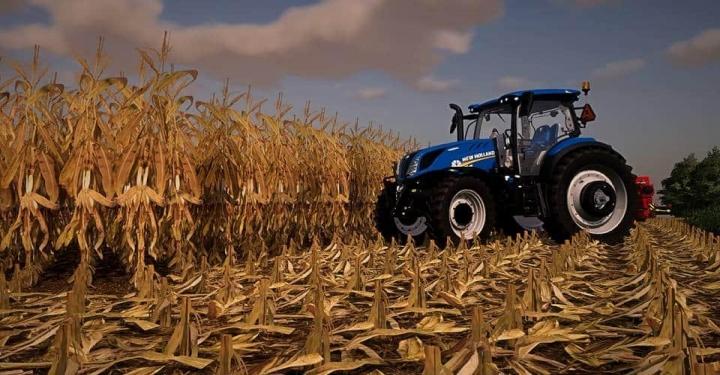 Photo of FS19 – Corn & Beans Texture V2