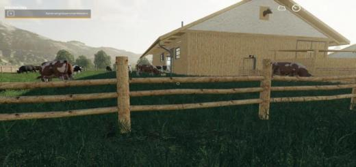 Photo of FS19 – Cowshed V1
