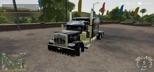 Photo of FS19 – Csm Trucking Peterbilt 388 Package V1