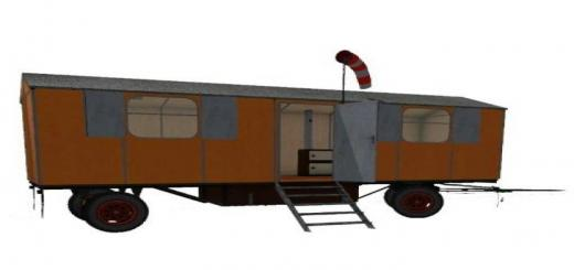 Photo of FS19 – Ddr Bauwagen V1