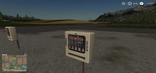 Photo of FS19 – Ddr Zigarettenautomat V1