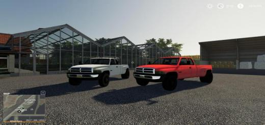 Photo of FS19 – Dodge Ram 3500 V1.1