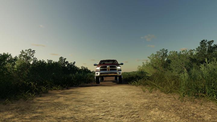 FS19 - Dodge Single Cab V1