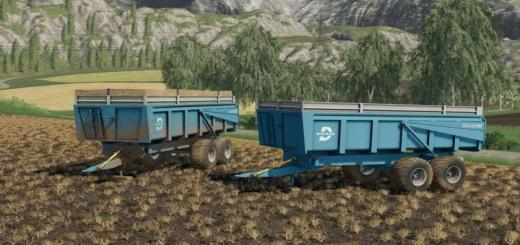 Photo of FS19 – Duchesne 14T V1
