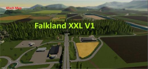 Photo of FS19 – Falkland Xxl Map V1