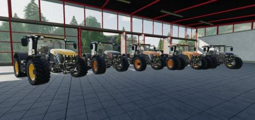 Photo of FS19 – [Fbm Team] Jcb Fastrac 4000 V1