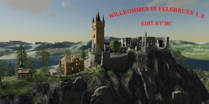 FS19 - Felsbrunn Edit By Mc V1.2