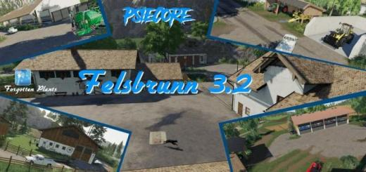 Photo of FS19 – Felsbrunn Umbau – Multiplayer Fahig V3.2