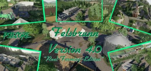 Photo of FS19 – Felsbrunn Umbau – Multiplayer Fahig V4