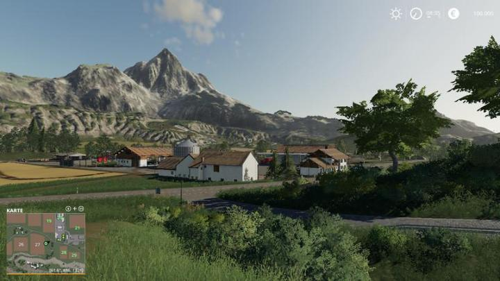 FS19 - Felsental Map V1