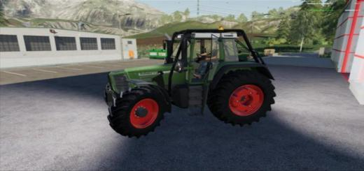 Photo of FS19 – Fendt 800 Favorit Tractor V1
