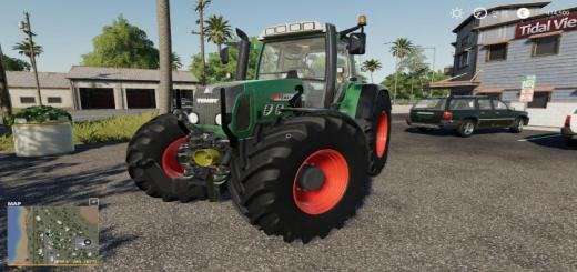 Photo of FS19 – Fendt 815-820 Vario Tms V1