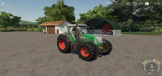 Photo of FS19 – Fendt 818 Tms V1.1