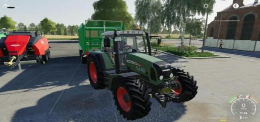 Photo of FS19 – Fendt 818 Tms V1.5 Final