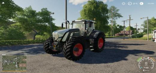 Photo of FS19 – Fendt 900 Black Edition V1
