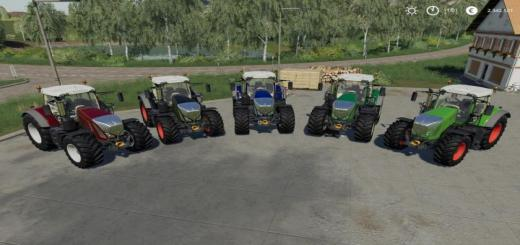 Photo of FS19 – Fendt 900 Vario S4 V1.1.1