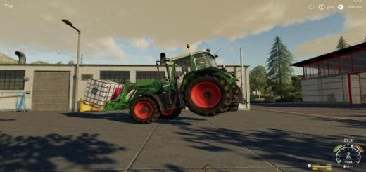 Photo of FS19 – Fendt Favorit 509C-520C Morereality V1.0.0.2