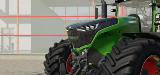 Photo of FS19 – Fendt Vario 1000 V1