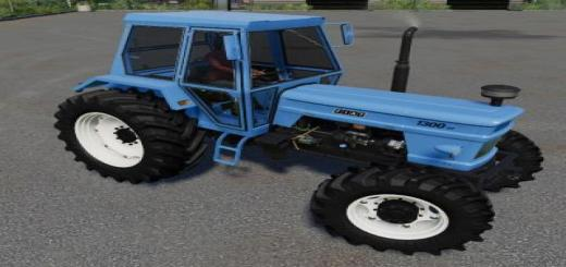 Photo of FS19 – Fiat 1300 Dt V1