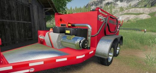Photo of FS19 – Field Service Trailer V1