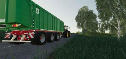Photo of FS19 – Filltype (Goods) Mass Adjustment (Realistic Weights) V1