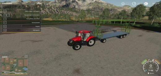 Photo of FS19 – Fliegl Dpw 210 V1