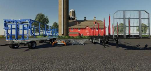 Photo of FS19 – Fliegl Pack V1