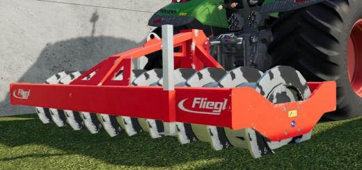 Photo of FS19 – Fliegl Siloroller V1