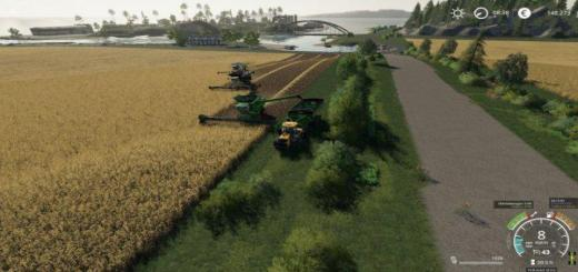 Photo of FS19 – Flusstal Xxl All New Map V2